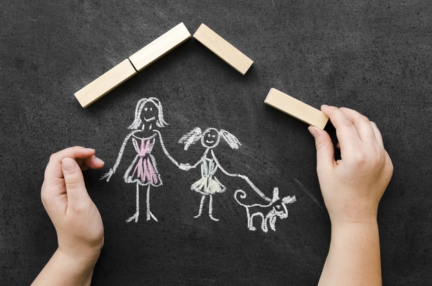 flat-lay-chalk-drawing-with-single-mom-daughter_23-2148485857.jpg